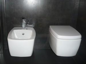Obra baño completo. Reforma 2012